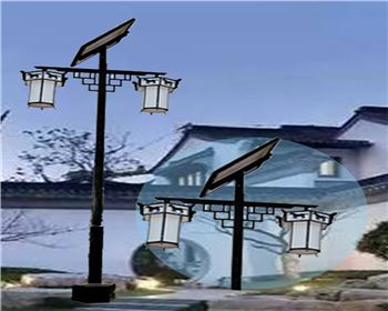 内蒙古庭院灯