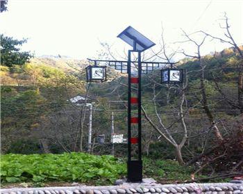 宁夏景观灯项目-商洛柞水