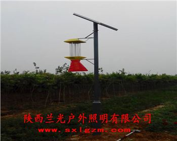 太阳能杀虫灯-甘肃省西安市潼关杀虫灯项目
