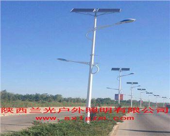 双臂太阳能亚博全站官方下载-甘肃乌海市户外照明工程