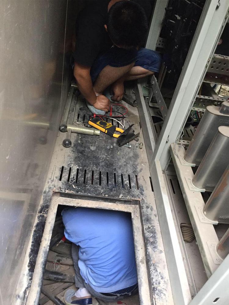 电线电缆改造