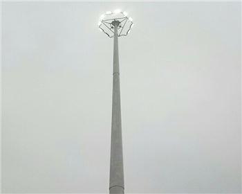 宝鸡市政道路高杆灯照明工程